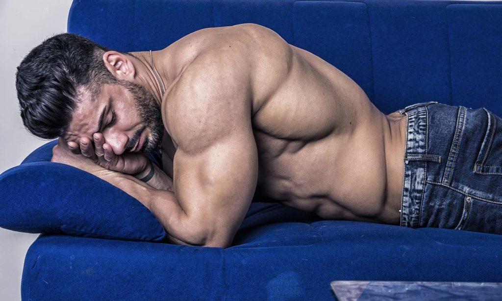Сон бодибилдера